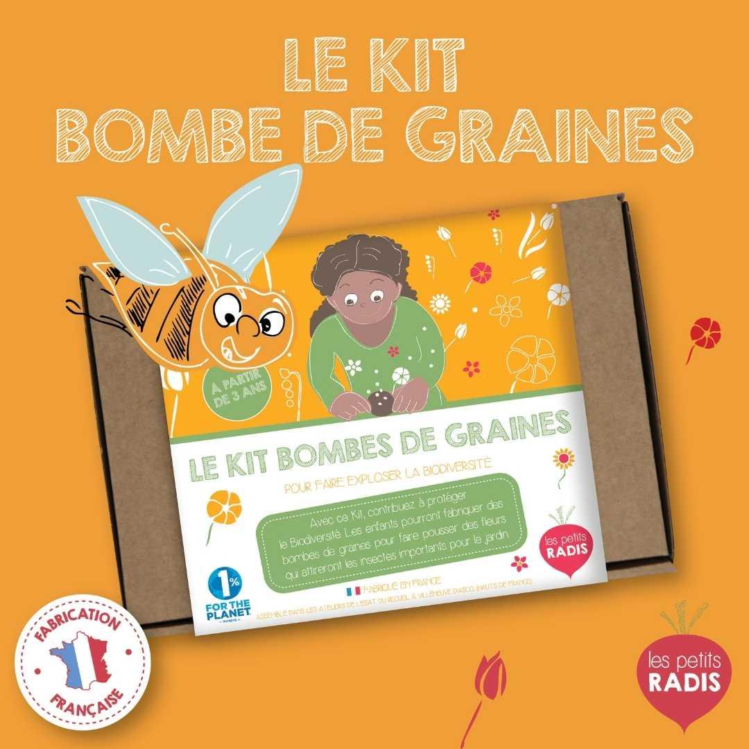 kit bombes à graines revendeurs