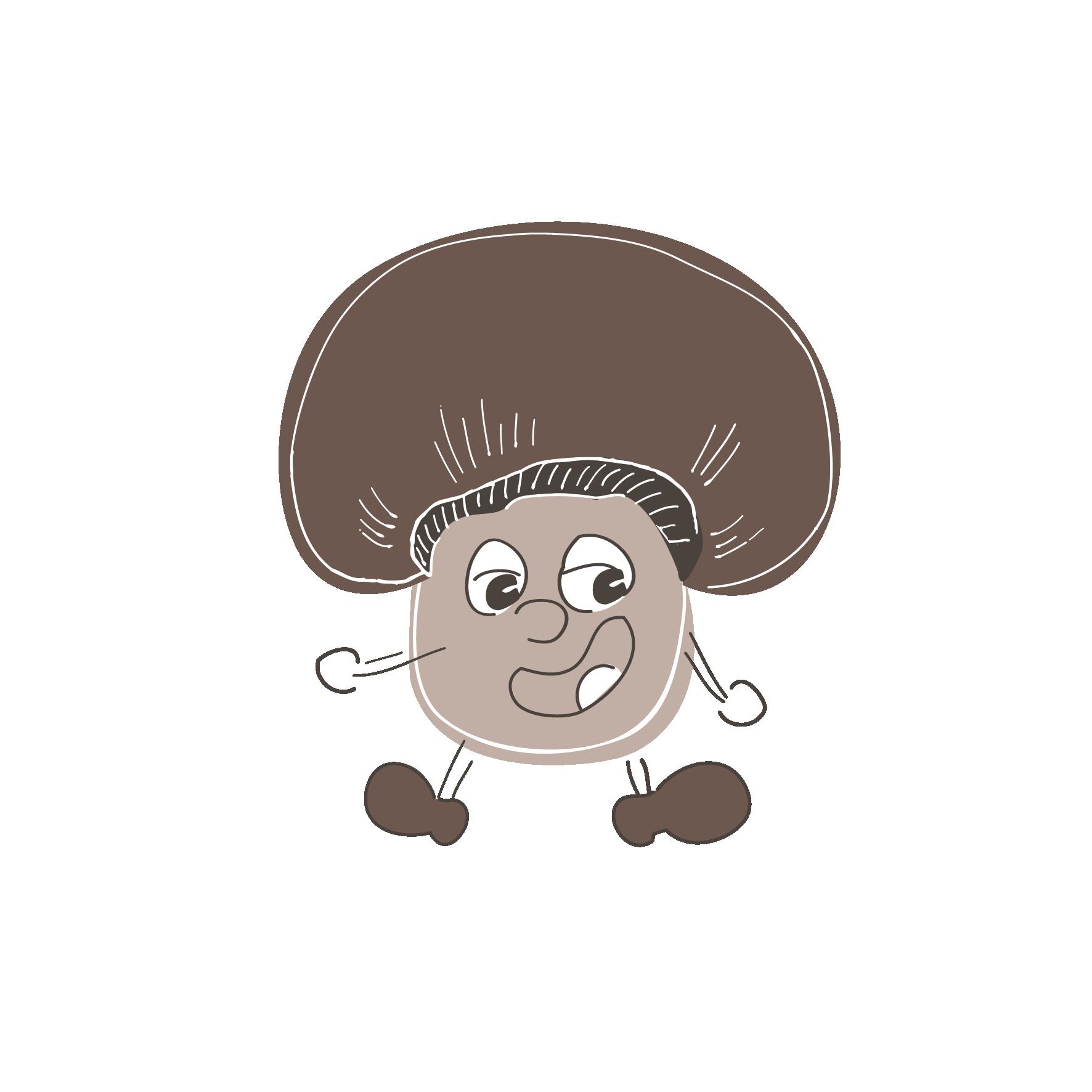 champignon enfant